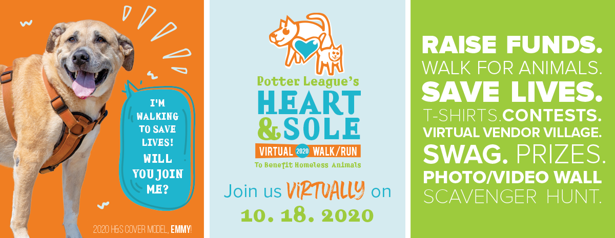 Heart & Sole Walk/5K Run for Animals